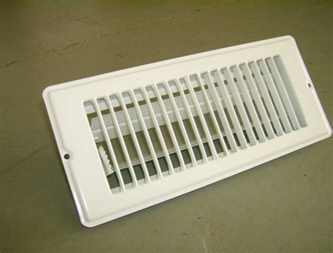 heating and air conditioning gt floor registers 4 x 12