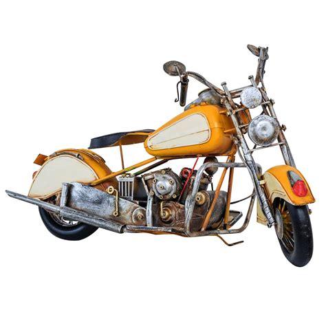 Ebay Motorrad Oldtimer by Modellmotorrad Nostalgie Blech Metall Motorrad Oldtimer