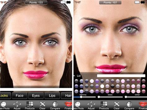 makeover photo app lux beauty top makeup apps ladylux online luxury