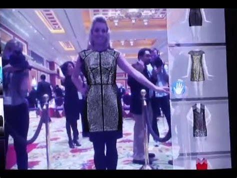 Clueless Wardrobe App by Vitrual Dressing Room For Digital Shopping Ces 2013