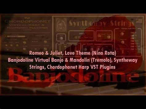 Romeo And Juliet Theme Harp | 17 best images about virtual harp and hammered dulcimer