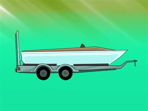 boat trailer tire balance how to inspect a boat trailer 10 steps with pictures