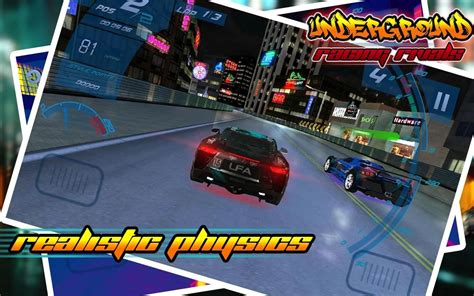 racing rivals mod apk games for android underground racing rivals v1 29 android apk download