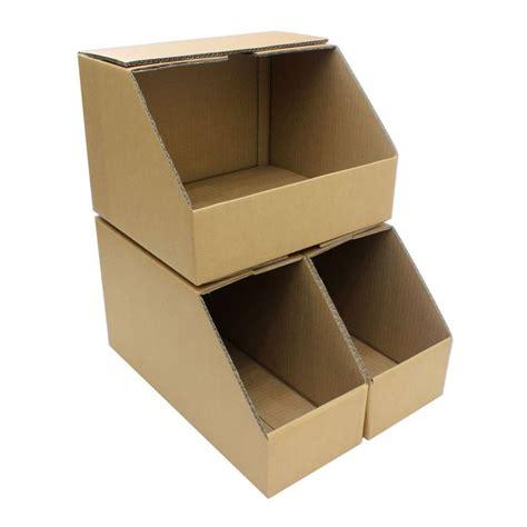 25 best ideas about cardboard storage on