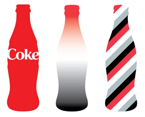 theme line coca cola coke bottle pop art free coca cola vector illustrations