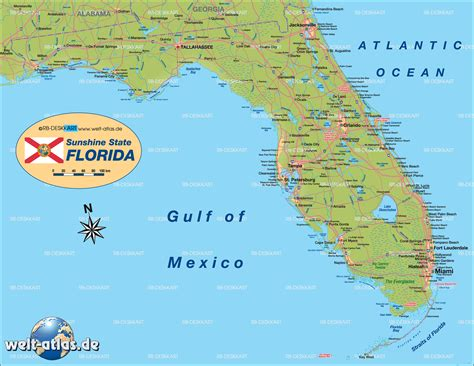 map sarasota florida usa map of florida united states usa map in the atlas of