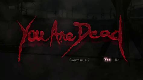 Youre Was Dead resident evil 5 part 7 you are dead