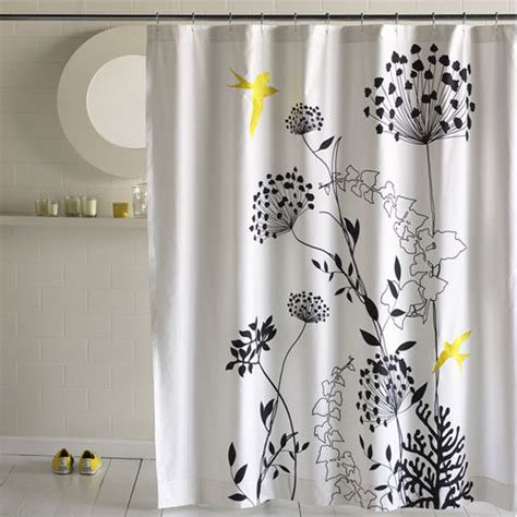 Shower Curtian by Cool Shower Curtains For Your Modern Bathroom Decozilla