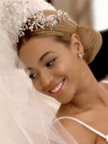 Beyonce Goes Bridal   Perfection By Design Blog