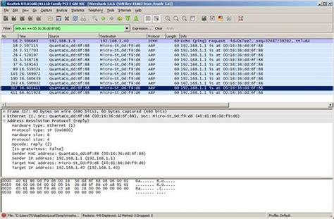 wireshark latency tutorial scripted network defense part 1 programmatic defense