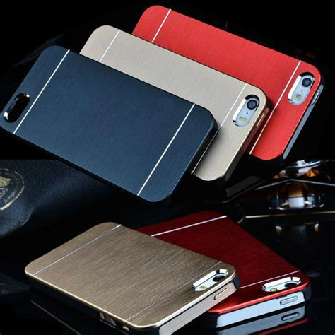 Motomo Metal Hardcase For Iphone 6g cool motomo metal metalic brushed aluminum pc