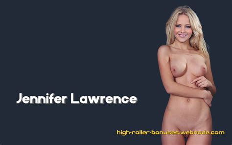 Celebrity Naked Pics Jennifer Lawrence Fakes Images