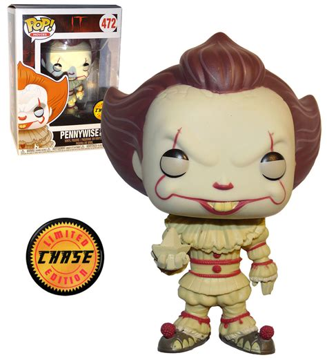 Funko Pop It 2017 Pennywise With Boat Funko Pop It 2017 472 Pennywise With Boat