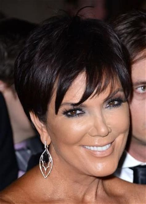 sexy kris jenner hairstyles 17 best images about kris jenner hair style on pinterest