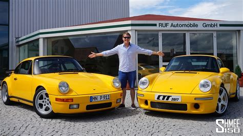 porsche ruf yellowbird the ruf ctr yellowbird is the 911
