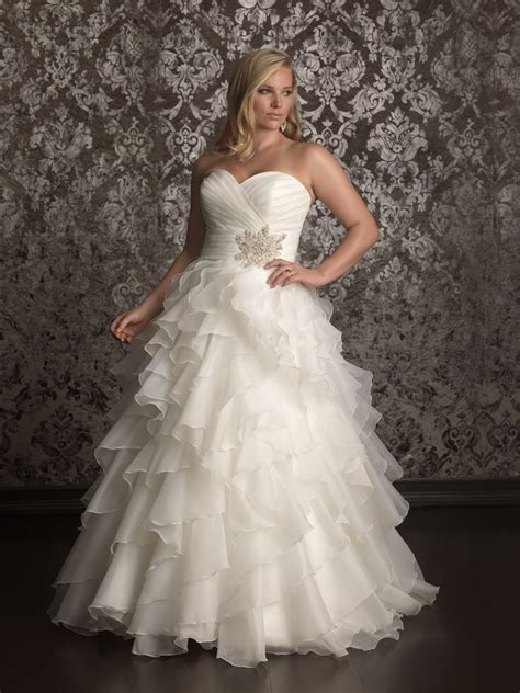 plus size casual wedding dresses 2013 fashion trends