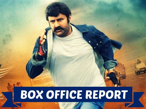 lion film box office box office balakrishna s lion first day collections