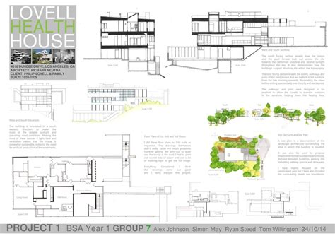house health plan lovell health house site plan house design ideas