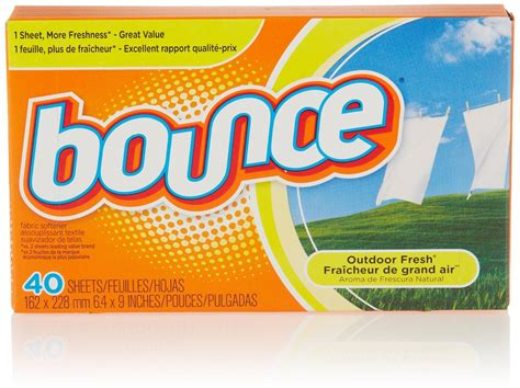 printable bounce fabric softener coupons bounce fabric softener sheets outdoor fresh 40 sheets