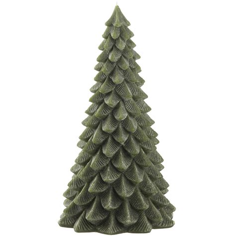 best 28 christmas tree shaped candles golden candle