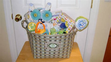Baby Shower Handmade Gifts - 90 lovely diy baby shower baskets for presenting