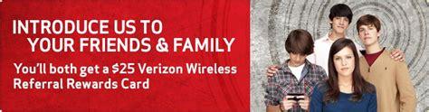 Verizon Wireless Rewards Sweepstakes - free is my life verizon wireless friends family