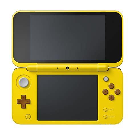 nintendo 2ds handheld console nintendo handheld console new nintendo 2ds xl pikachu