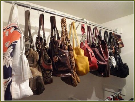 Handbag Hanger Closet by 1000 Ideas About Purse Hanger On Purse Hook