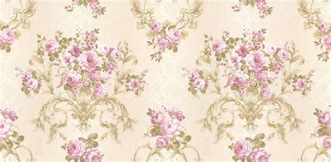 jual wallpaper dinding motif bunga flower   lapak