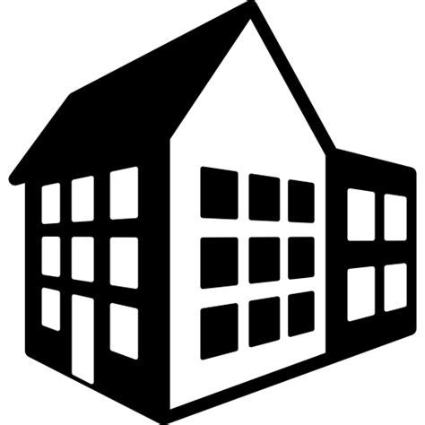 vector for free use 3d house icon 3d house free buildings icons