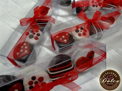 regalos caseros para dia del amor y la amistad 14 de detalles alfajores para el d 237 a del amor y la amistad