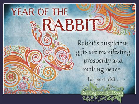 new year rabbit personality zodiac rabbit year of the rabbit