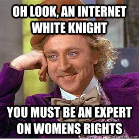 White Knight Meme - image gallery meme def
