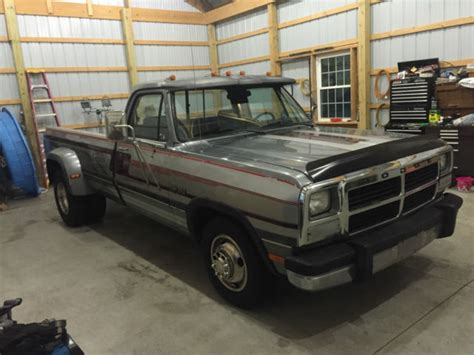 automotive air conditioning repair 1992 dodge d350 club head up display 1992 dodge d350 cummins rust free automatic dually for sale in york pennsylvania united states