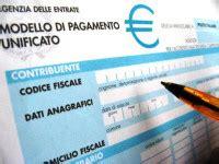 Pagare F24 In Banca by Pagamento F24 Banca Equitalia O Ufficio Postale