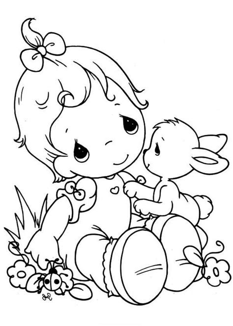 coloring pages precious moments printable precious moments animal coloring pages coloring home