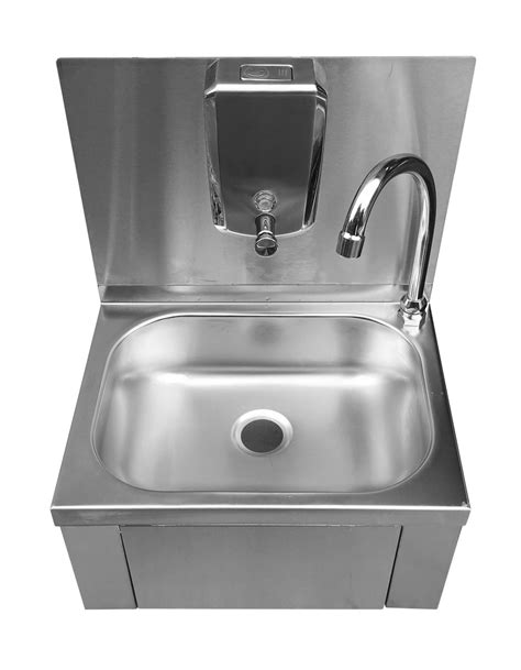 stainless steel wash sink stainless steel knee operated wash sink