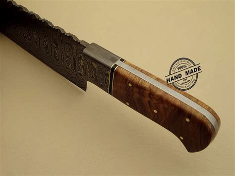 handcrafted kitchen knives professional damascus kitchen chef s knife custom handmade