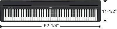 Adaptor Digital Piano Yamaha Dgx Ydp P45 p 45 contemporary digital pianos digital pianos pianos keyboards musical instruments