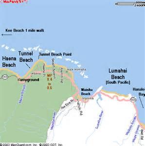 Vacation Rental Homes Kauai - tunnels beach near princeville kauai