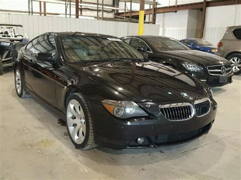 2004 bmw 645ci for sale at copart lawrenceburg ky lot