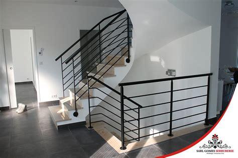 Escalier Métallique Interieur 311 re escalier interieur moderne sedgu