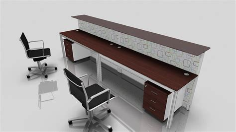 desk for 2 2 person desk design selections homesfeed