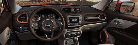 jeep renegade dashboard 2015 jeep renegade limited review