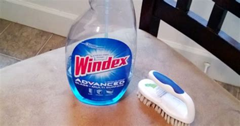 windex to clean microfiber couch windex is great for cleaning windows but did you know you