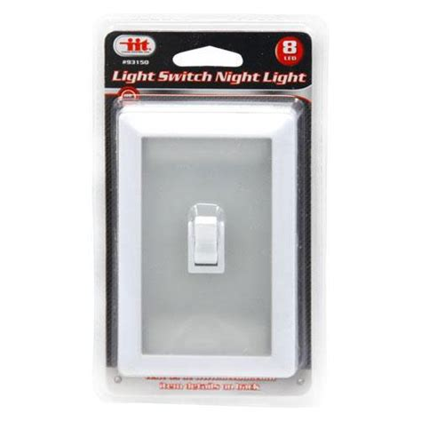 Wireless 8 Led Light Switch Night Light Ingenious See Led Light Switch