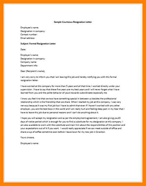 Letter Format For Accountant 9 Resignation Letter Of Accountant Blank Budget Sheet