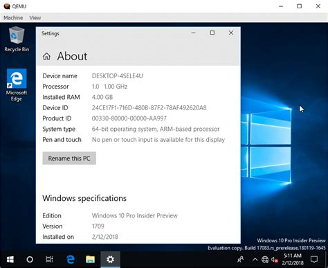 install windows 10 qemu how to install windows 10 for arm in qemu