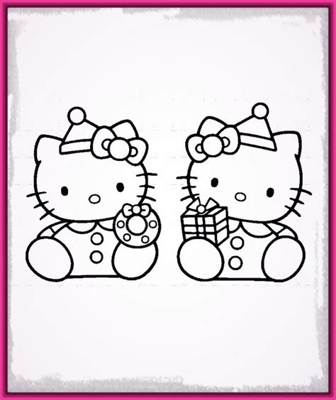 imagenes de kitty para imprimir a color dibujos de hello kitty para colorear e imprimir archivos