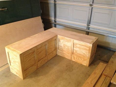 Corner Bench With Storage Custom Corner Bench Box For The Home Pinterest Corner Bench And Boxes